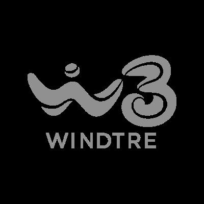 Logo cliente Wind Tre